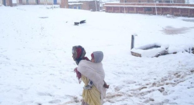 الثلوج تشرع في التساقط اليوم على هذه المناطق
