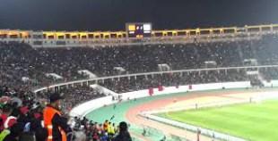 أكادير: توقيف بوليسي فوق العادة بمباريات الشان