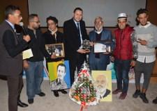 """إنزكان: تكريم شيخ الشاشة المغربية """" الحسين برداوز خلال ملتقى الفنون الدرامية"""