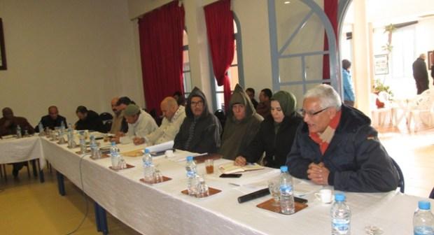 حصيلة نشاط آلية الديمقراطية التشاركية بمجلس جماعة وزان تتصدر أشغال دورة فبراير