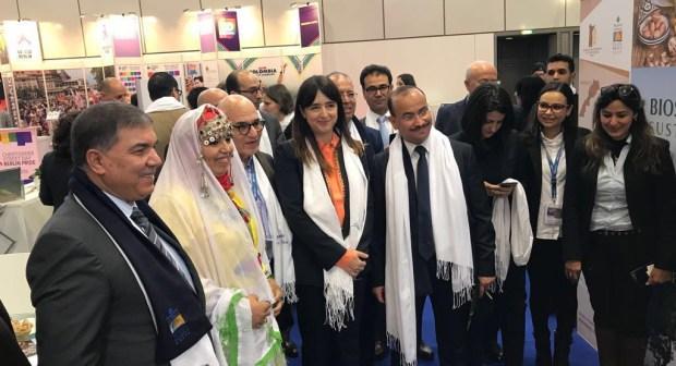 مشاركة مغربية في معرض برلين لتعزيز صورة المغرب كوجهة سياحية