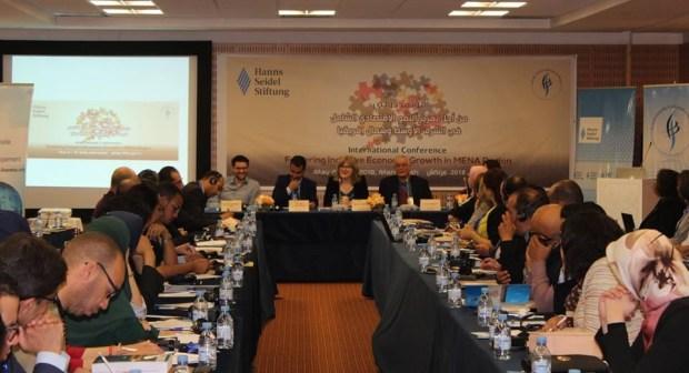 مراكش: خبراء مغاربة ودوليونيناقشون سبل النمو الاقتصادي الشامل