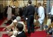 المديرية العامة للأمن: الشخص الذي هاجم إمام مسجد حسان مختل عقليا