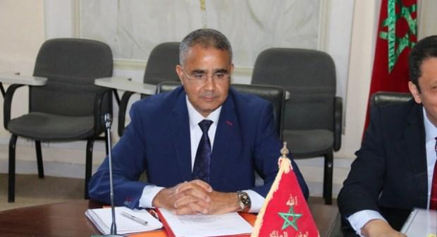 محمد الجاي المنصوري على رأس أكاديمية سوس ماسة