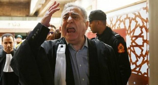 """الصحفيون غاضبون من تصرفات النقيب """"محمد زيان"""""""