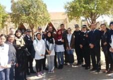 مراكش: خلية التحسيس بولاية الأمن تنهي نشاطها داخل المؤسسات التعليمية