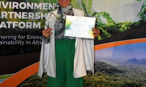 المغرب يحصل على جائزة التميز في مؤتمر وزراء البيئة الأفارقة