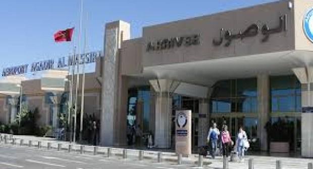 أمن مطار أكادير يعتقل روسيا متهما بالاتجار بالبشر