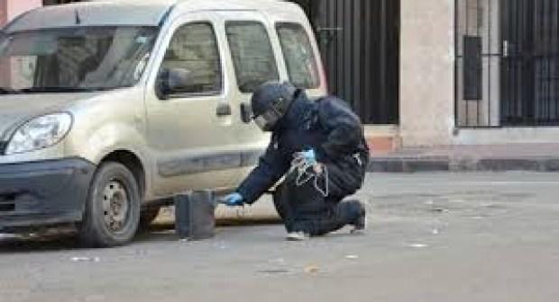 حقيبة ملابس مغلقة فارغة بالشارع العام تستنفر الأجهزة الأمنية بأكَادير