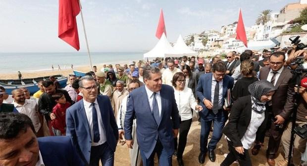 إطلاق 23 مشروع لتربية الأحياء البحرية بأكادير ب400 مليون درهما
