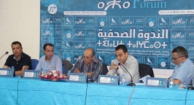 الأحرار يحتفلون بخطاب أجدير ويعبرون  عن قلقهم في المنتدى الأمازيغي الأول