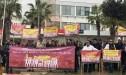 """صفارات الإنذار أمام ولاية أكاديرلإنقاذ """"أنزا الخانزة"""" والملك البحري"""