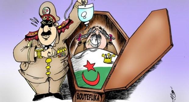 بوتفليقة يطلق سراح 5 جنرالات معتقلين