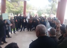 الأطر الإدارية بالمدرسة العمومية ترفع صوتها عاليا بوزان