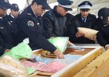 شرطة بيوكرى توقف مروجا لحبوب الاكستازي