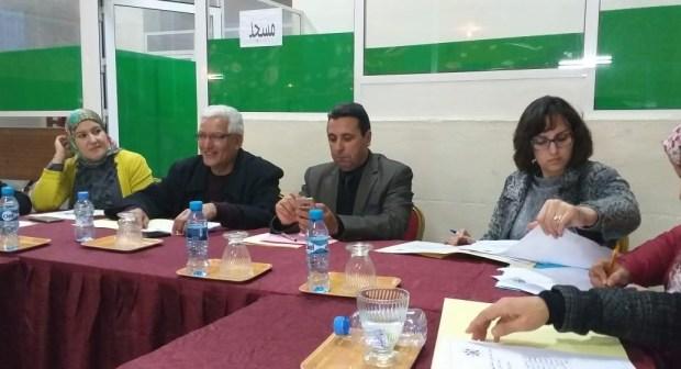 هيئة المساواة لجماعة وزان تصادق على مخططها الاستشاري لسنة 2019