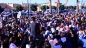 شغب تلاميذ أكادير يقطع الطرقات ويحاصر مبنى الولاية