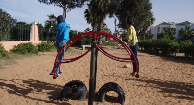 أكادير: فضاءات الاطفال في وضعية مزرية