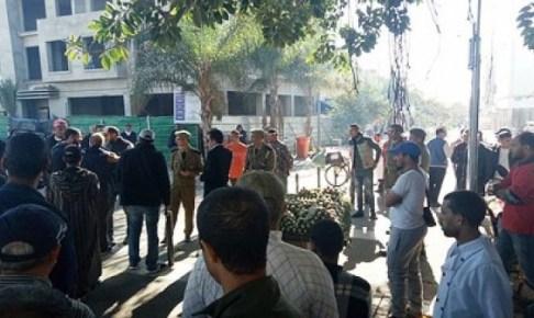 أكادير: بائع الهندية يهدد المخازنية بإضرام النار في جسده