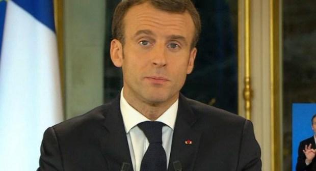ماكرون في خطاب للفرنسيين: أخطات وأعترف أنني جرحت البعض بتصريحاتي