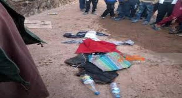 قتل رضيعة والتخلص من جثتها بواد سوس بإنزكان