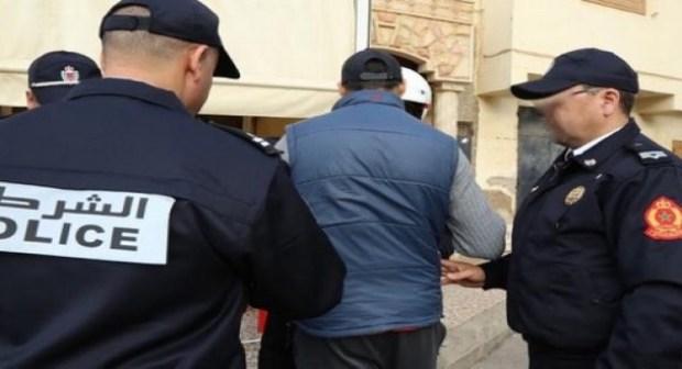 اعتقال سائق سيارة مخمور صدم موظف شرطة عمدا ولاذ بالفرار بفاس