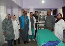 """أكادير…مستشفى الحسن الثاني يستقبل أول منظار """"Duodenoscope"""" بالجنوب"""