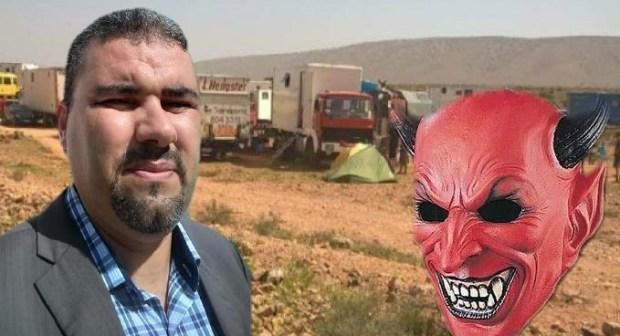 """تيزنيت: رئيس يطالب عامل الإقليم بطرد """"عبدة الشيطان"""" من جماعته؟!"""