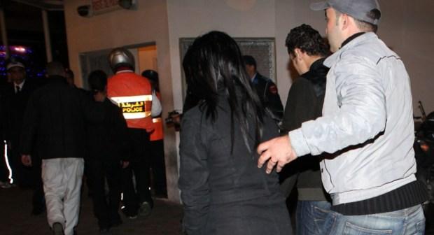 اعتقال شاب وفتاة لتورطهما في شجار أدى الى بتر يد شاب بتدارت أكادير