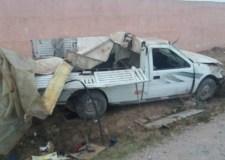 اصابة 15 عامل وعاملة زراعية في انقلاب بيكوب قرب مطار اكادير