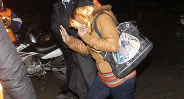 اعتقال سيدة تنصب على الفتيات وتهجرهن للعمل في الدعارة بتركيا