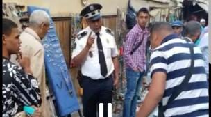 فاس: حقيقة فيديو يظهر شخصا يؤذي نفسه ويتهم شرطي