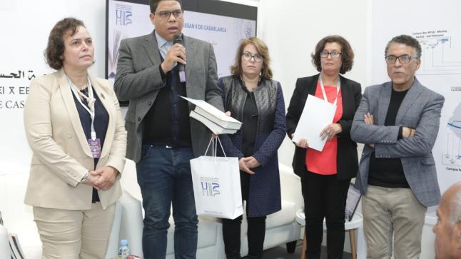 """الطالب الهواري سفيان البراق يفوز بجائرة """"القراءة """" بالدار البيضاء"""