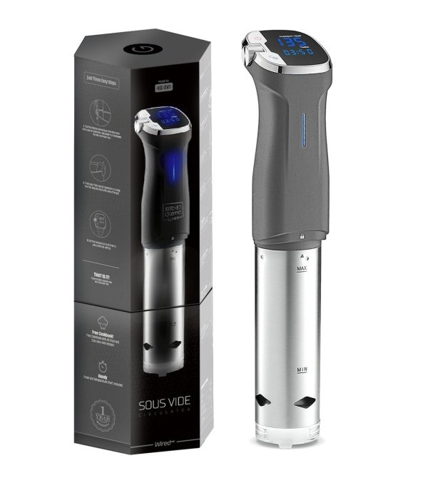 Kitchen Gizmo Sous Vide Immersion Circulator