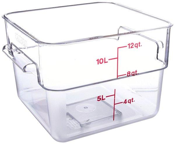 Cambro polycarbonate container
