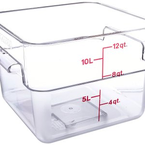 Cambro polycarbonate container