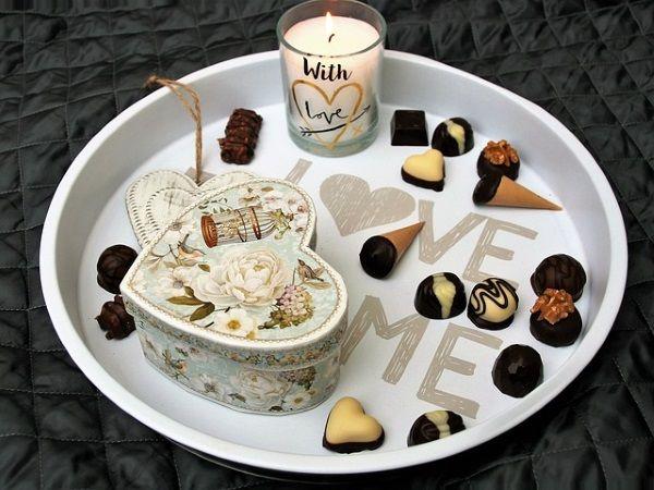 love & chocolate