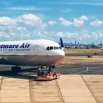 大量の旅客機が自宅に墜落する悪夢