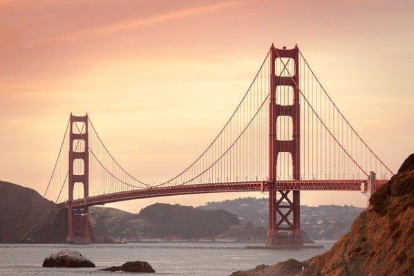 金門橋 California