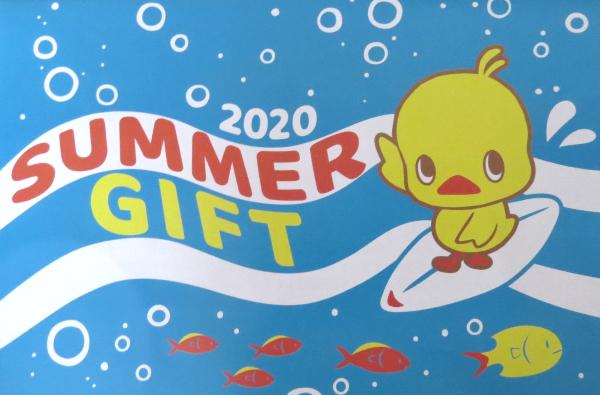 Nissin Summer Gift 2020