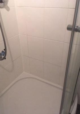 Shower Cubicle After Restoration Kendal