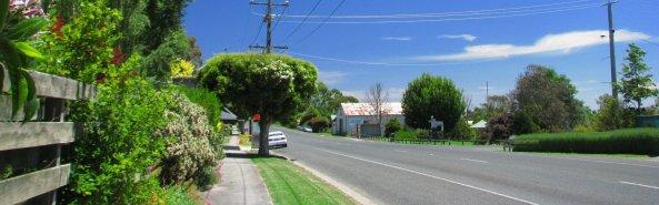 Bena-mainstreet south gippsland highway