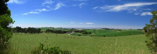 Poowong-farmland-panorama