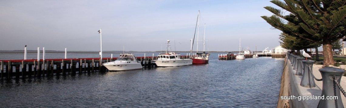 Port-Albert-jetty