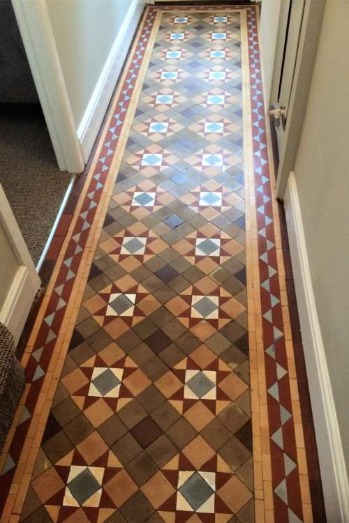 Victorian Tiled After Renovation Burnley
