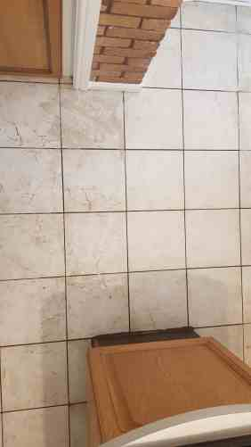 Textured Ceramic Tile Barnsley During Cleaning