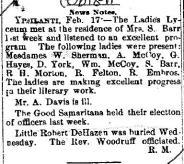 February, 1891.
