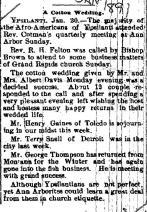 January, 1891.