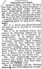 January, 1892.
