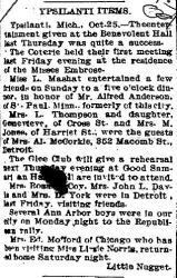 October, 1892.